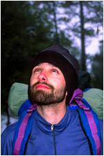 Mark on the California section of the Pacific Crest Trail | Photo:Terri Mason